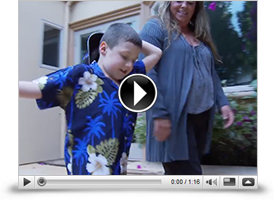 Muscular Dystrophy Patient Video